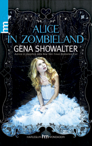 Alice in Zombieland di Gena Showalter - White Rabbit Chronicles #1