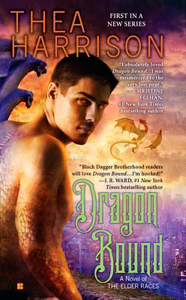 Dragon Bound di Thea Harrison - Elder Races #1