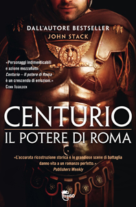 Centurio: Il potere di Roma di John Stack - Masters of the Sea #1