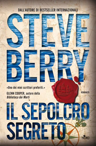 Il sepolcro segreto di Steve Berry